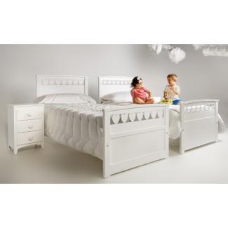 Camera da letto Stelle e Cuori