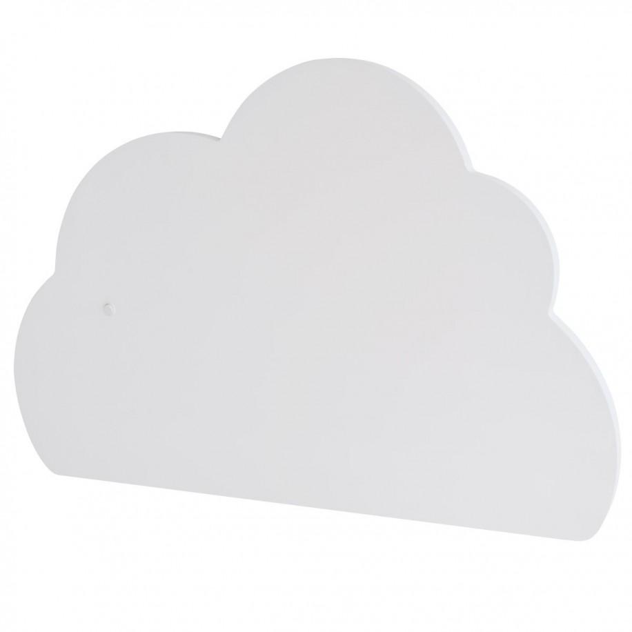 Testiera per bambini nuvola luce