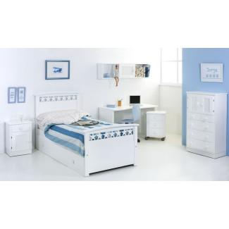 Camera da letto Stelle con letto estraibile
