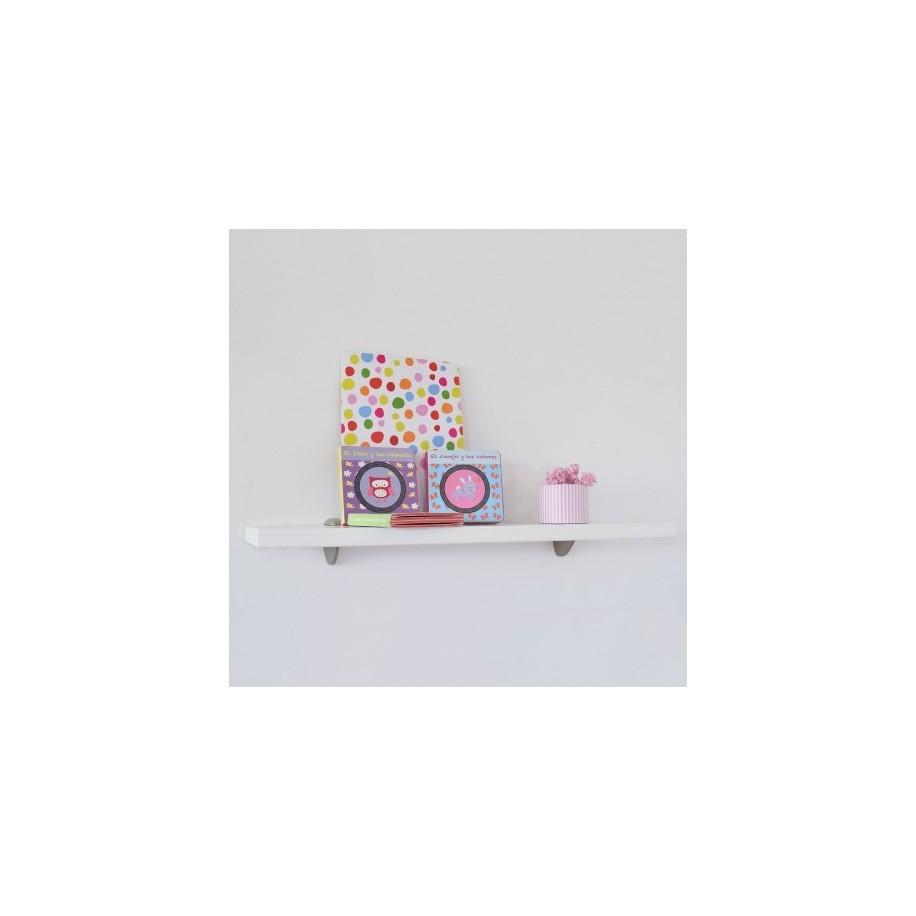 Mensola da parete per camera di bambini