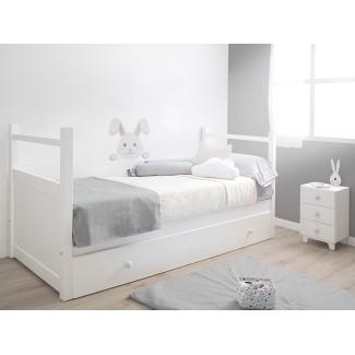 Paraspigoli per il letto Casetta
