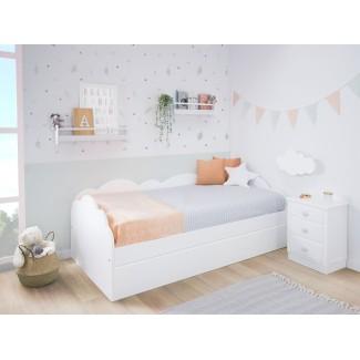 Camera da letto Nuvola letto estraibile